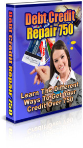 Debt Credit Repair-3D-Large